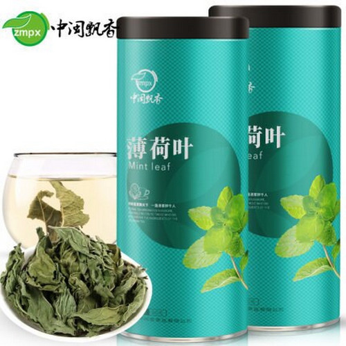 ZMPX Brand Fresh Spearmint Leaf Tea 40g*2