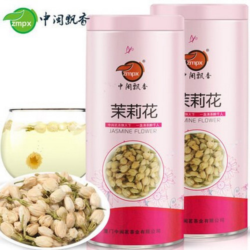 ZMPX Brand Jasmine Bud Chinese Floral & Herbal Tea 40g*2