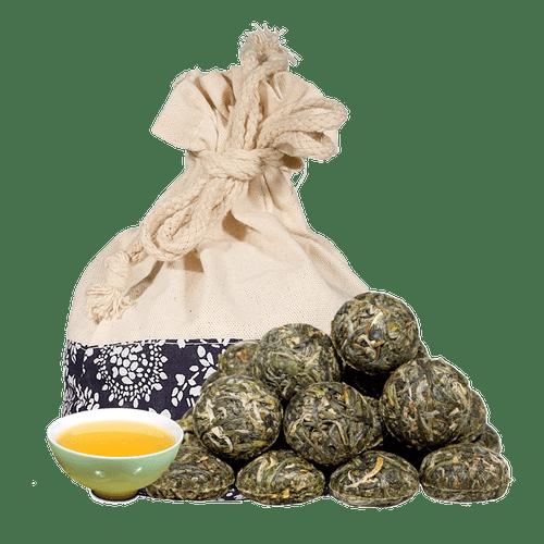 Xin Yi Hao Brand Xiaotuo Tea Pu-erh Tea Tuo 2020 500g Raw