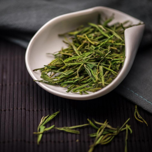 Organic Premium Tian Mu Qing Ding Tianmu Mountains Green Peaks Chinese Green Tea 500g