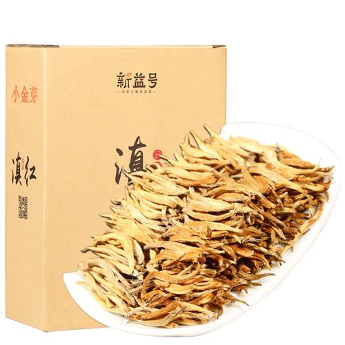 Xin Yi Hao Brand Little Golden Bud Dian Hong Yunnan Black Tea 250g