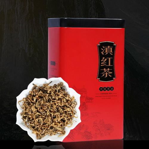 Xin Yi Hao Brand Mi Xiang Golden Bud Dian Hong Yunnan Black Tea 200g