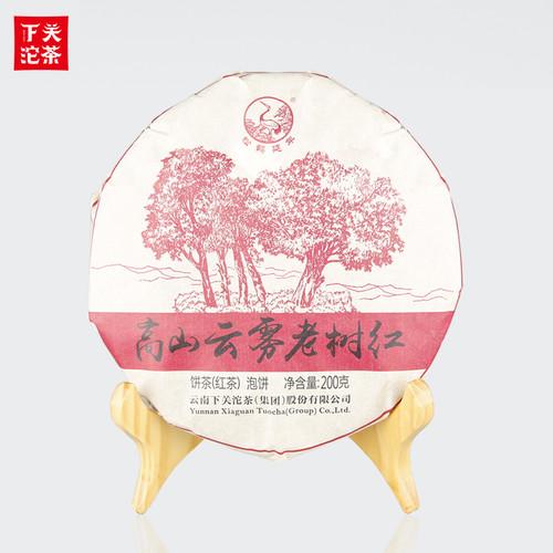 XIAGUAN Brand Gaoshan Yunwu Old Tree Dian Hong Yunnan Black Tea 200g
