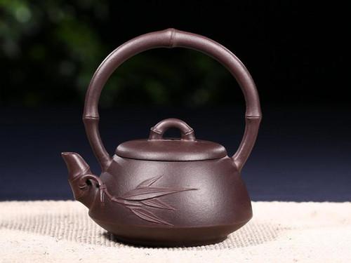 Handmade Yixing Zisha Clay Teapot Jiejie 170ml