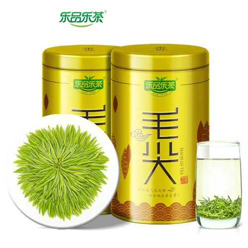 LEPINLECHA Brand One Bud One Leaves Xin Yang Mao Jian Xinyang Downy Tip Chinese Green Tea 125g*2