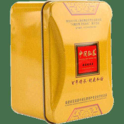 ZHONG MIN HONG TAI Brand 1725 Premium Grade Qingxiang Anxi Tie Guan Yin Chinese Oolong Tea 84g