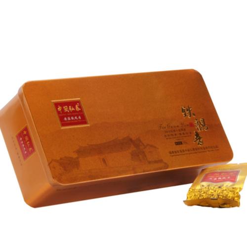 ZHONG MIN HONG TAI Brand 340FULH Te500 Qingxiang Anxi Tie Guan Yin Chinese Oolong Tea 250g