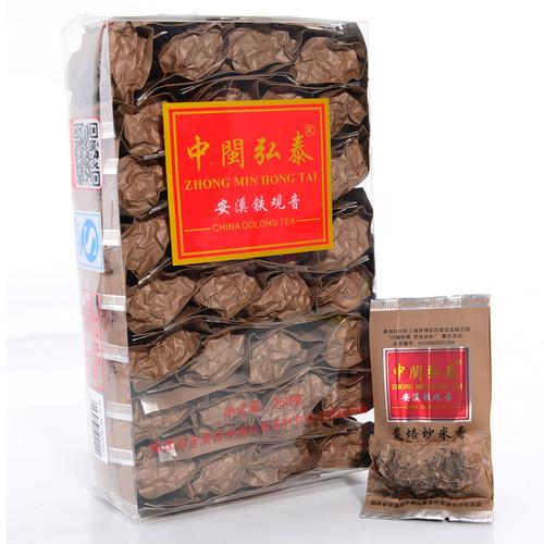 ZHONG MIN HONG TAI Brand BCMX900 Tan Bei Chao Mi Xiang Anxi Tie Guan Yin Chinese Oolong Tea 250g