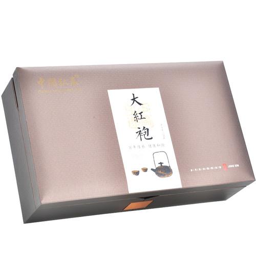 ZHONG MIN HONG TAI Brand 2# Tan Bei Da Hong Pao Fujian Wuyi Big Red Robe Oolng Tea 255g