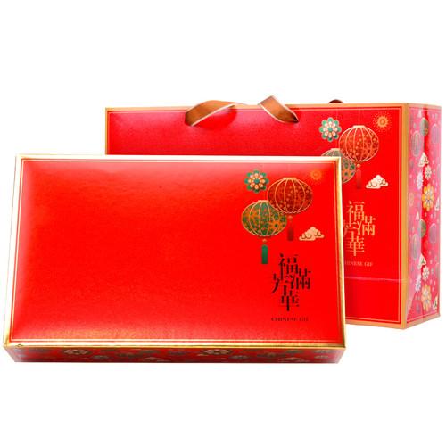 ZHONG MIN HONG TAI Brand Fuman Fanghua Jin Jun Mei Golden Eyebrow Wuyi Black Tea 300g