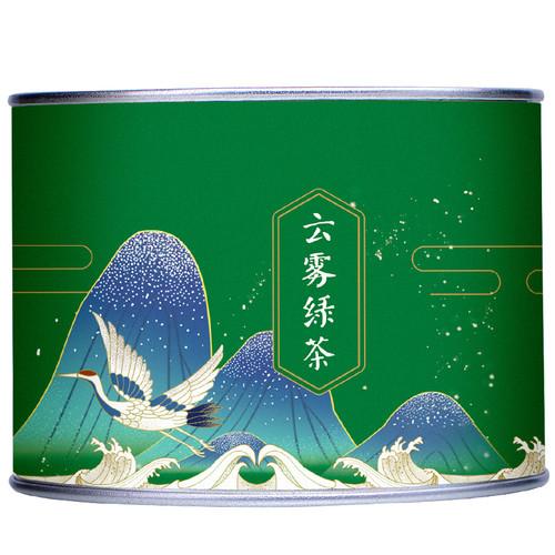 ZHONG MIN HONG TAI Brand Premium Grade Lu Shan Yun Wu Cloud Fog Mount Lu Cloud Mist Green Tea 80g
