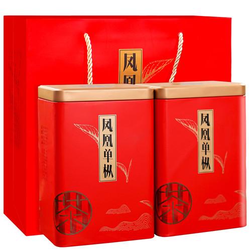 ZHONG MIN HONG TAI Brand Ya Shi Xiang Phoenix Dan Cong Oolong Tea 250g*2