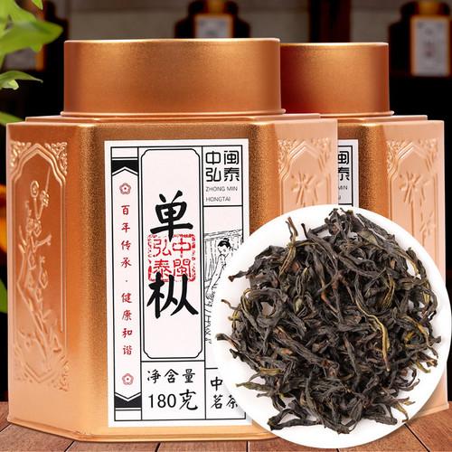ZHONG MIN HONG TAI Brand Huang Zhi Xiang Phoenix Dan Cong Oolong Tea 180g*2