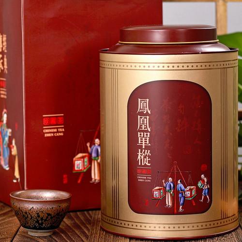 ZHONG MIN HONG TAI Brand Ya Shi Xiang Premium Grade Phoenix Dan Cong Oolong Tea 500g