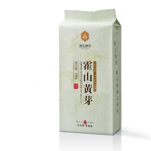 BAO ER ZHONG XIU Brand Premium Grade Huo Shan Huang Ya Yellow Buds 100g