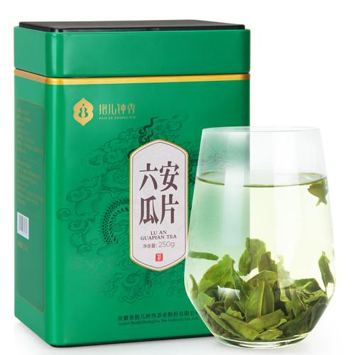 BAO ER ZHONG XIU Brand Da Fang Guan Liu An Gua Pian Melon Slice Tea 250g