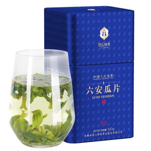 BAO ER ZHONG XIU Brand Xiao Fang Guan Liu An Gua Pian Melon Slice Tea 100g