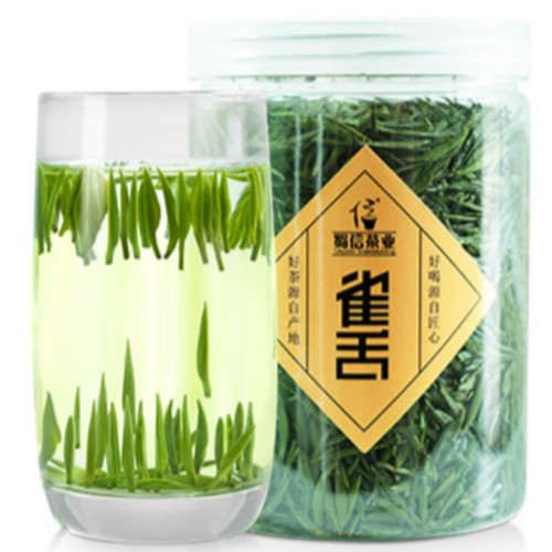 SHUXIN Brand 9501 Qing Xiang Que She Sparrow's Tongue Chinese Green Tea 100g