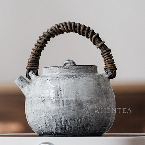 Xue Rong Fen Yin Tiliang Ceramic Chinese Kung Fu Tea Teapot 500ml