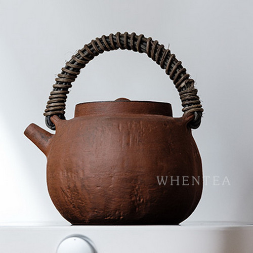 Shenshan Tiliang Ceramic Chinese Kung Fu Tea Teapot 500ml