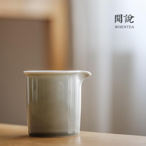 Yan Hui Ceramic Fair Cup Of Tea Serving Pitcher Creamer 150ml
