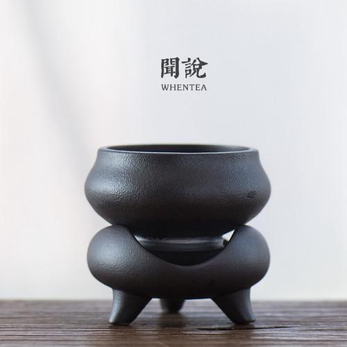 Tie Xiu Ceramic Gongfu Tea Strainer