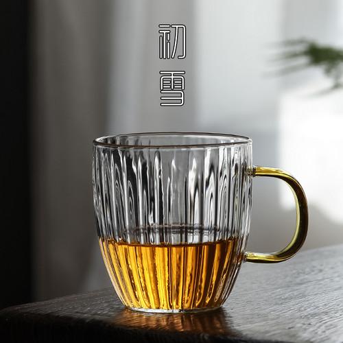 9619 Lin Yu Glass Tea Mug 360ml
