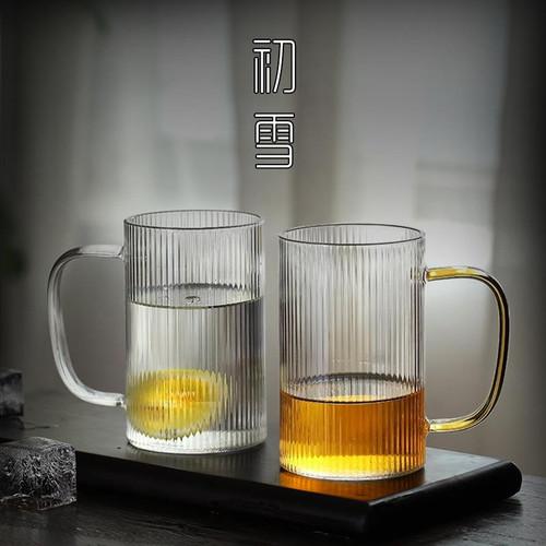 Gao Shuai Glass Tea Mug 400ml