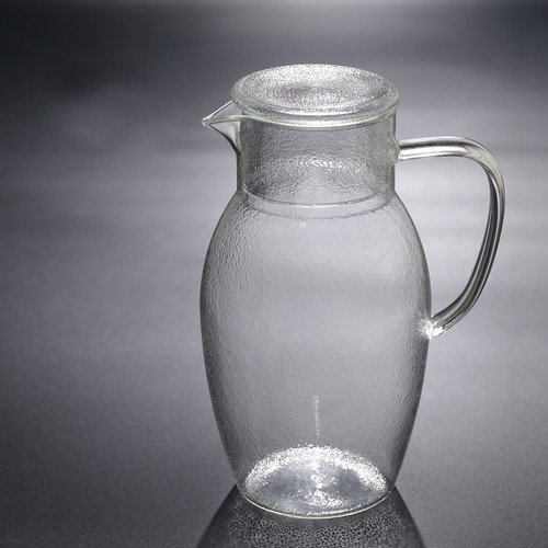 828 Chui Wen Water Carafe Heat Resistant Glass Pitcher For Homemade Beverage 1500ml