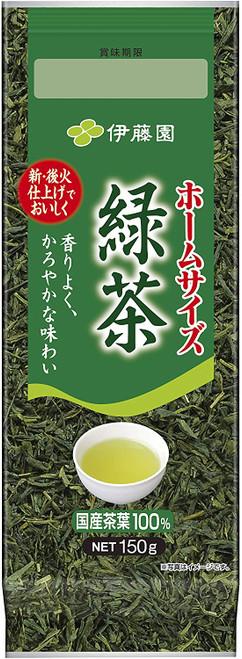 Ito En Itoen Home Size Ryokucha Japanese Green Tea 150g