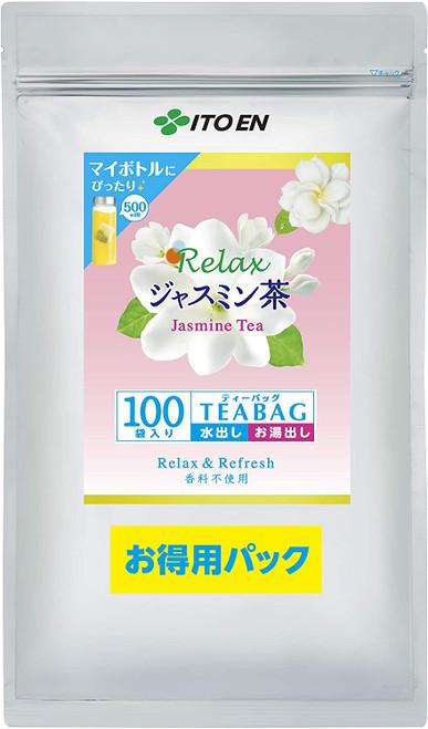Ito En Relax Jasmine Green Tea 3g × 100 Tea Bags