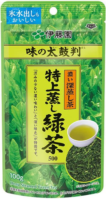 Ito En Itoen Japan Deep Steamed Sencha #500 Green Tea 100g