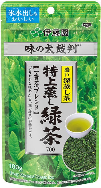 Ito En Itoen Japan Deep Steamed Sencha #700 Green Tea 100g