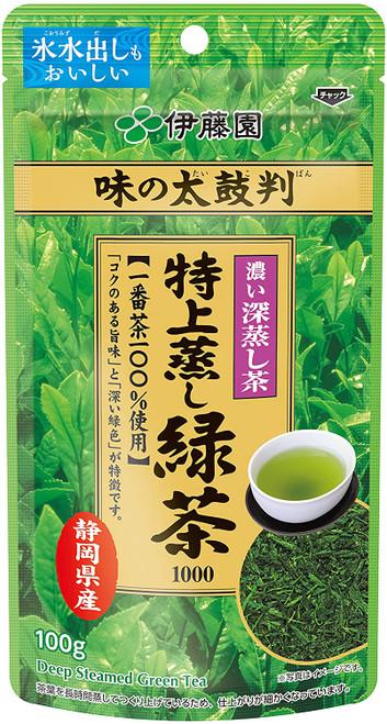 Ito En Itoen Japan Deep Steamed Sencha #1000 Green Tea 100g