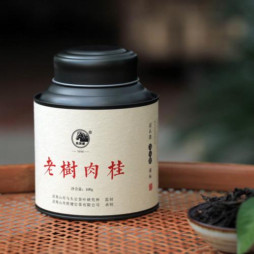 MATOUYAN Brand Old Tree Rou Gui Wuyi Cinnamon Oolng Tea 100g