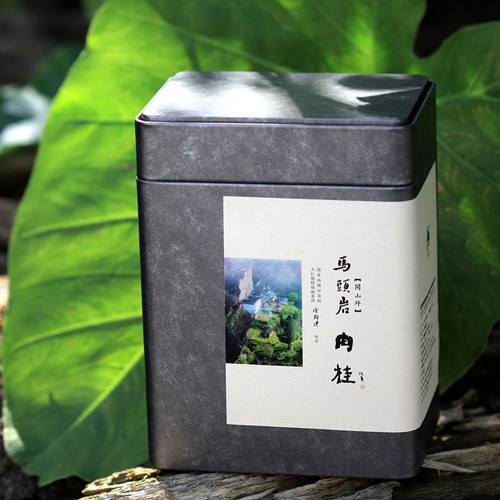 MATOUYAN Brand Kai Shan Ping Rou Gui Wuyi Cinnamon Oolng Tea 192g