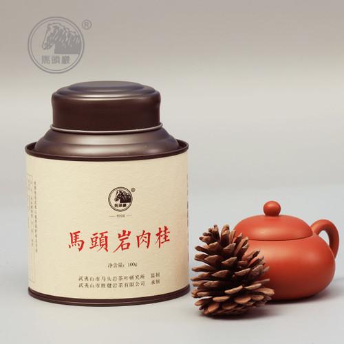 MATOUYAN Brand Ma Tou Yan Rou Gui Wuyi Cinnamon Oolng Tea 100g