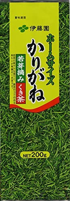 Ito En Itoen Home Size Kukicha Sencha Japan Green Tea 200g
