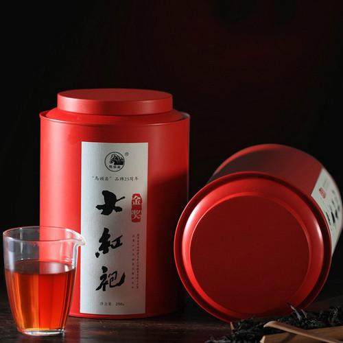 MATOUYAN Brand Gold Award Premium Grade Da Hong Pao Fujian Wuyi Big Red Robe Oolong Tea 256g
