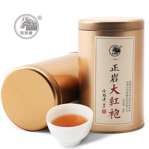 MATOUYAN Brand Zheng Yan Da Hong Pao Fujian Wuyi Big Red Robe Oolong Tea 100g*2