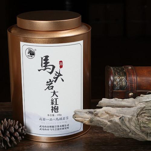 MATOUYAN Brand Ma Tou Yan Da Hong Pao Fujian Wuyi Big Red Robe Oolong Tea 248g