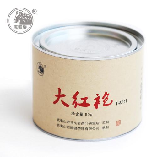MATOUYAN Brand 2# Da Hong Pao Fujian Wuyi Big Red Robe Oolong Tea 50g