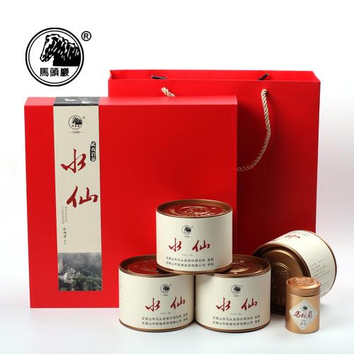 MATOUYAN Brand Hongyun Dangtou Shui Xian Rock Yan Cha China Fujian Oolong Tea 50g*4