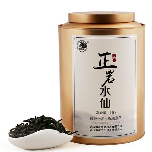MATOUYAN Brand Zheng Yan Shui Xian Rock Yan Cha China Fujian Oolong Tea 248g