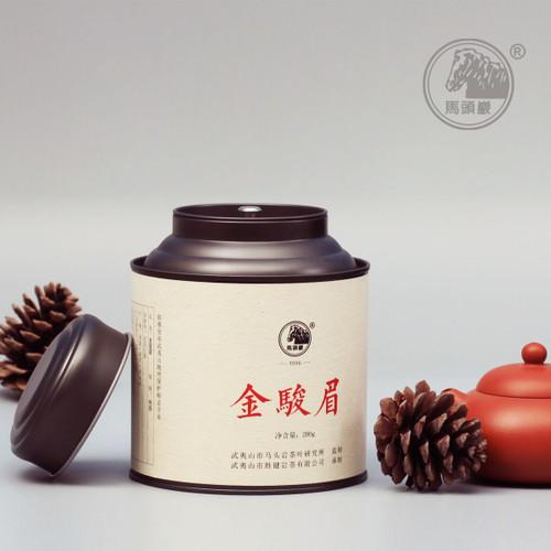 MATOUYAN Brand Jin Jun Mei Golden Eyebrow Wuyi Black Tea 200g
