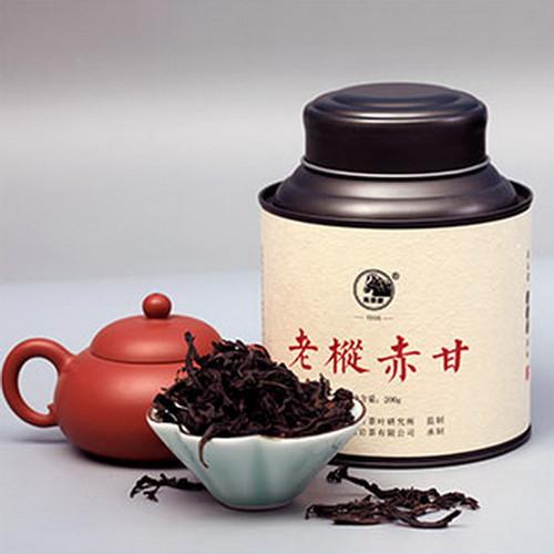 MATOUYAN Brand Laocong Chigan Wild Lapsang Souchong Black Tea 200g
