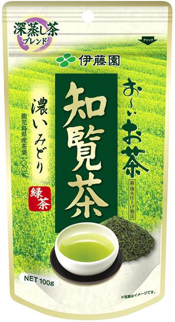 Ito En Itoen Oi-Ocha Chirancha Chiran Tea Green Tea 100g
