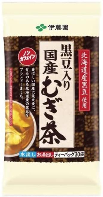Ito En Itoen Black Bean Mugi Tea 8.0g x 30 Tea Bags