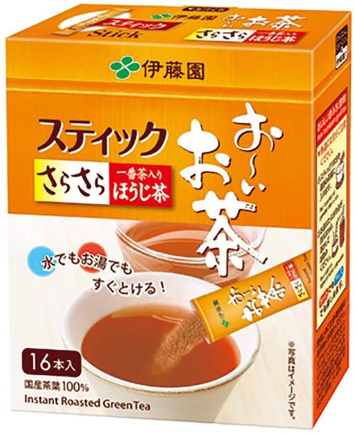 Ito En Itoen Ooi Tea Smooth Hojicha 0.8g x 16 Sticks