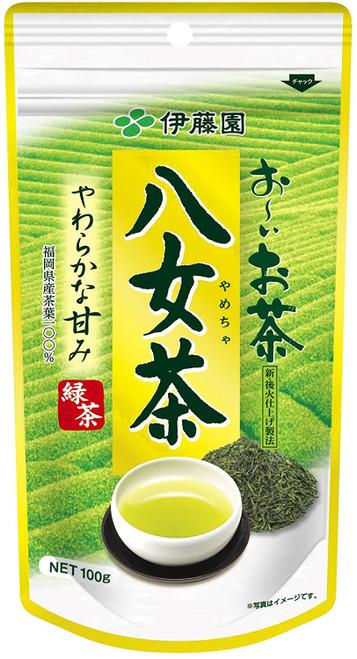 Ito En Itoen Yame Cha Yamecha Japanese Green Tea 100g